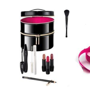 Lancome Glow Collection 7 Full Size Plus Case!